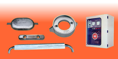 Polipodio Zinc Anodes and Cathodic Protection